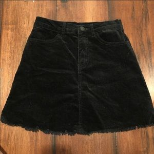 Black Brandy m skirt